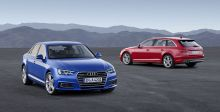 الجيل الجديد من Audi A4
