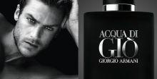 Giorgio Armani وحملة عطرها الجديد