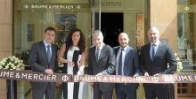 Baume & Mercier تحتفل ببوتيكها الجديد في أسواق بيروت