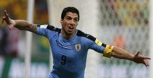 تعادل الأوروغواي مع البرازيل