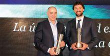 ريال مدريد وبابلو لاسو يحصدان الجوائز