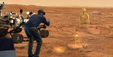 إذهب إلى المرّيخ مع Nasa  و Microsoft