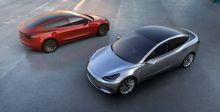 عن ال Model 3  المرتقبة من Tesla