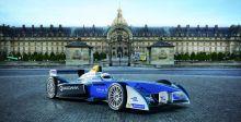 باريس تستضيف سباق سيارات