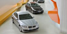 BMW 5 Series  تسجّل مليوني نسخة