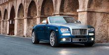 Rolls-Royce Dawn  الجديدة المكشوفة