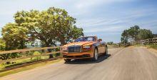 Rolls-Royce Dawn والرفاهية