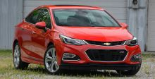لمحة عن ال Chevrolet Cruze  2016