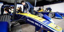 Richard Mille يدعم الفورمولا