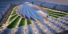 جناحُ الامارات في إكسبو 2020