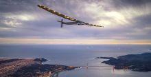 الطائرة الشمسية ستعود الى أبو ظبي