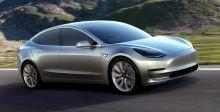 القيادة السريعة لل Model 3