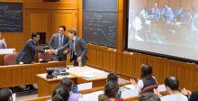 هارفارد تناقش أرامكو