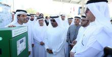 مبادرة الشاحن الاخضر في دبي