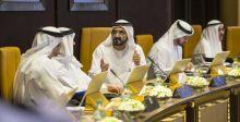 حاكم دبي والاسرة المتماسكة
