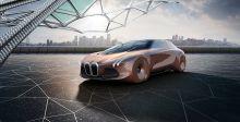بالصّور: BMW VISION NEXT 100
