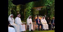 حاكم دبي والمؤثرين العرب