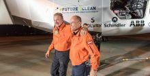 معلومات مثيرة عن الطائرة الشمسية