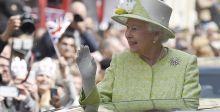 عيد الملكة البريطانية لاربعة أيام