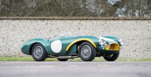Aston Martin DB3S ب 8 مليون دولار