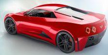 ال Corvette  إلى الإنتاج عام 2018