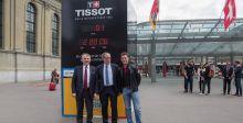 Tissot والشراكة الجديدة