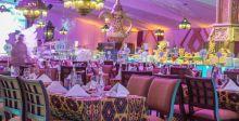 لحظات رمضانية في فندق الفيصلية