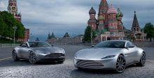 معرض Aston Martin  في موسكو