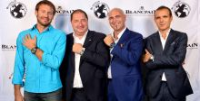 Blancpain ملتزمة بعالم المحيطات