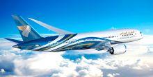 الطيران العماني: من مسقط الى منشستر