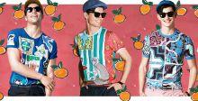 Dolce&Gabbana والقمصان المزخرفة