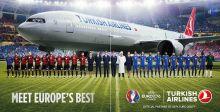 التركية تطلق حملة يورو 2016