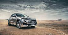 Maserati Levante  تنافس ال Cayenne