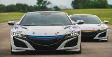 (  Acura  ) تتسابق ب NSX  الكهربائيّة