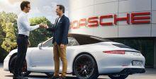 Porsche  المفضّلة لدى الألمانيّين
