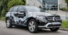 سيّارة الإيدروجين الجديدة من ( Mercedes )