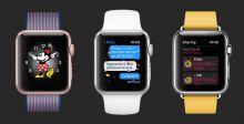 Apple  تجدّد نظام ساعتها