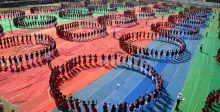 أكبر رقصة قبائلية في الهند