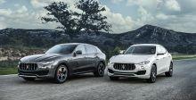 Maserati Levante  إلى الأردنّ