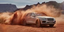 رحلةٌ لل Bentley Bentayga  2017