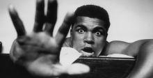 تكريم الملاكم محمد علي وبرنس