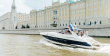 سباق القوارب في قلب موسكو