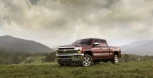 شاحنة Chevrolet  العالية الرفاهيّة