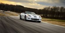 قُدْ ال Corvette  اليوم إلى عملك
