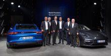العرض الأوّل لل Porsche Panamera
