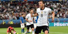 فوز ملحمي لألمانيا على ايطاليا