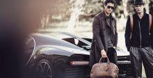تعاون جديد بين Armani و Bugatti