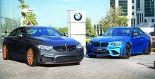 مجموعة BMW طراز BMW M4 GTS