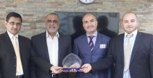 جائزة جديدة لشركة الباسل للاستشارات
