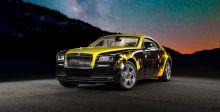Rolls-Royce Wraith  فضائيّة